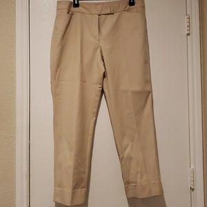 White House Black Market perfect form ankle pants